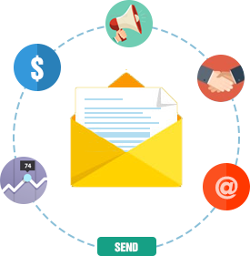Invest in our low cost email marketing campaigns for high ROI