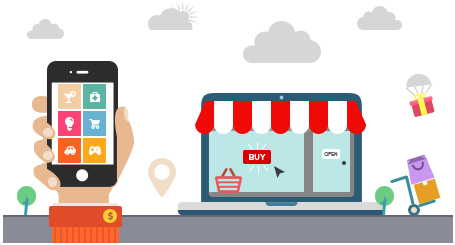 Effective digital marketing solutions designed for retailers to get higher revenue inflow